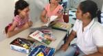 Angelique en Eddy  bij Ipauratu